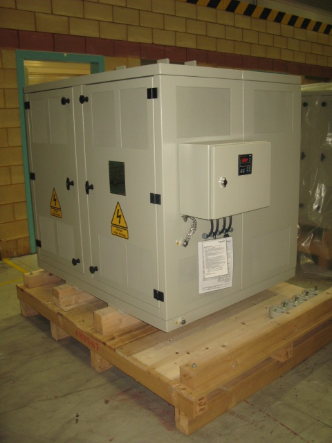 Dry type transformer enclosure design and production_1