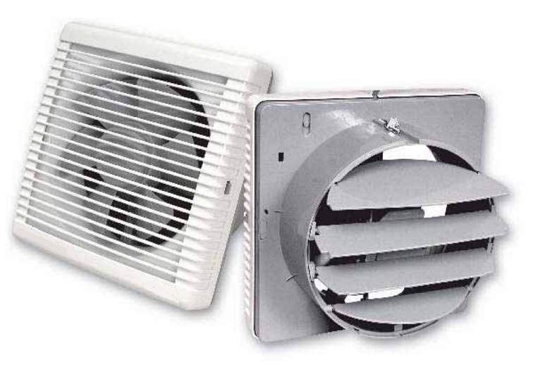 Panel and Control Box Fans